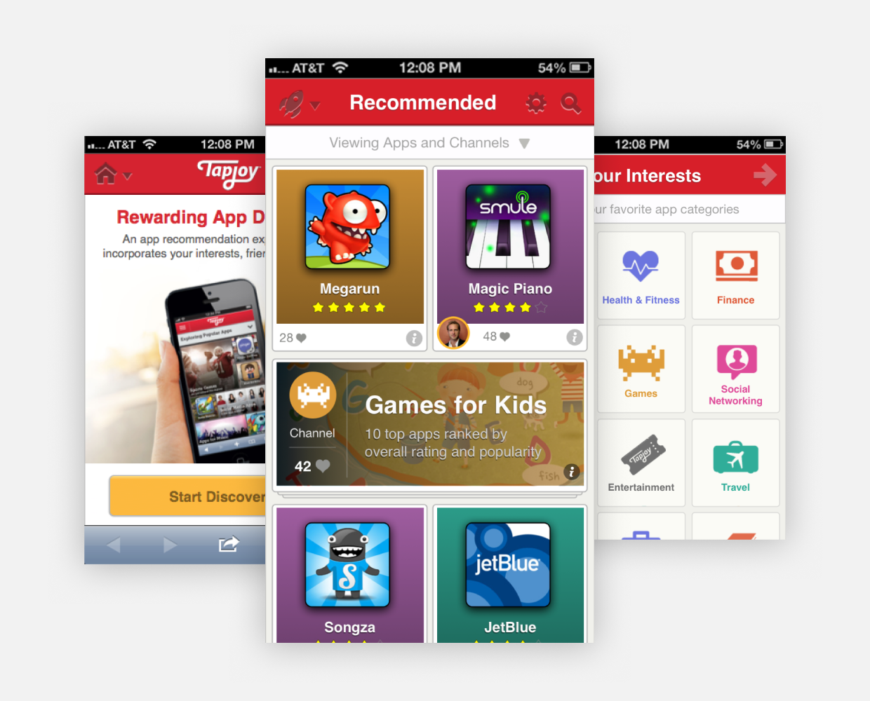 Tapjoy App Discovery – Craving Sanity